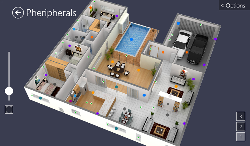 Inedi Smart Home Ui Design Dev Story